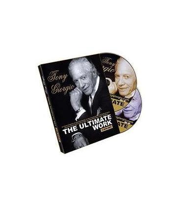 DVD ULTIMATE WORK TONY GIORGIO DVD SET