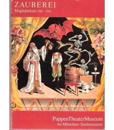 PUPPEN THEATER MUSEUM-ZAUBEREI/MAGICANTIC/5166