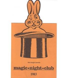 PROGRAMA MAGIC HANDS 1983/MAGICANTIC/K 41