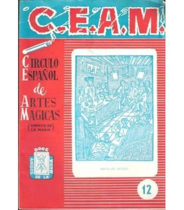 REVISTA C.E.A.M./AMIGOS DE LA MAGIA/MAGICANTIC/K-27
