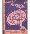 PROGRAMA VERBENA MAGICA MELILLA 1968/MAGICANTIC K 49