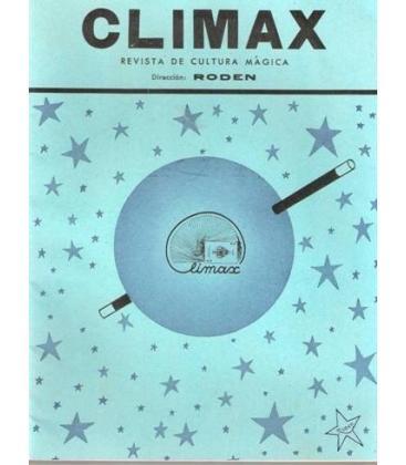 REVISTA CLIMAX/RODEN/MAGICANTIC K7