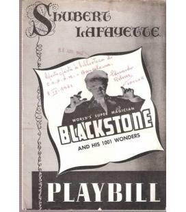 PLAYBILL VOL.1 Nº 8, DEC.1946 MAGICANTIC/K-19