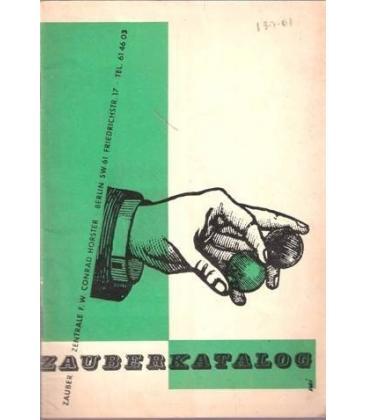 ZAUBERKATALOG 1967/MAGICANTIC K-21