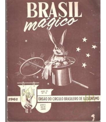 BRASIL MAGICO AÑO, VI Nº 12 1961/MAGICANTIC K-57