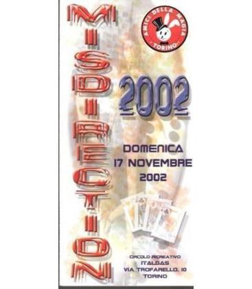 PROGRAMA MISDIRECTION AMICI DELLA MAGIA2002/MAGICANTIC K 67
