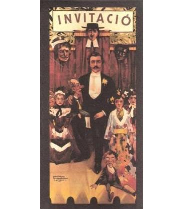 INVITACIO CERCLE DE LECTORS I GALAXIA/MAGICANTIC K 68