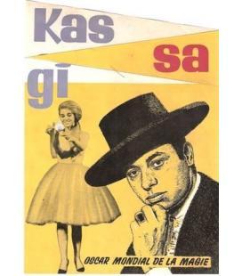 PROGRAMA KASSAGI OSCAR MUNDIAL DE LA MAGIA /MAGICANTIC K80