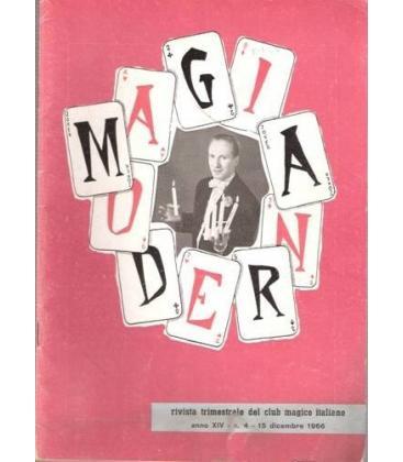 MAGIA MODERNA Nº 4 DIC.1966/MAGICANTIC 97