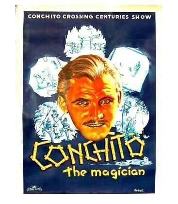 CONCHITO THE MAGICIAN
