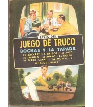 LEYES DEL JUEGO DE TRUCO/MAGICANTIC/246