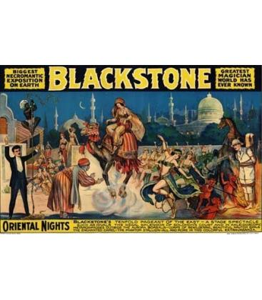 BLACKSTONE ORIENTAL NIGHTS74X54