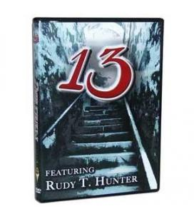 DVD 13 THIRTEEN/RUDY T. HUNTER