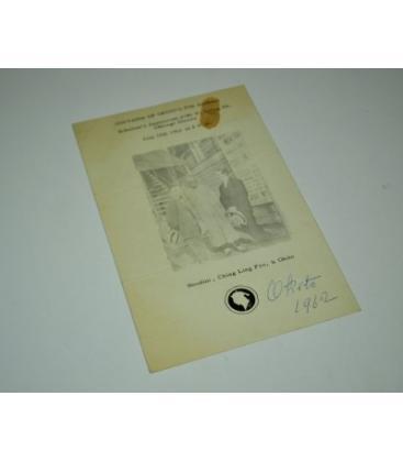 OKITO/SOUVENIR FIRMADO ORIGINAL/MAGICANTIC