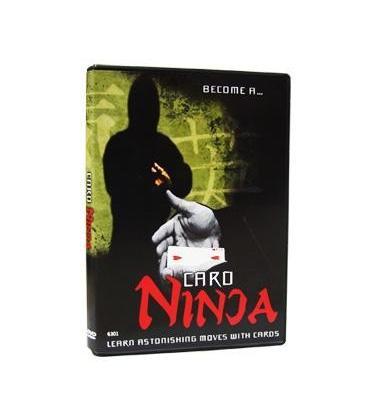 DVD CARD NINJA