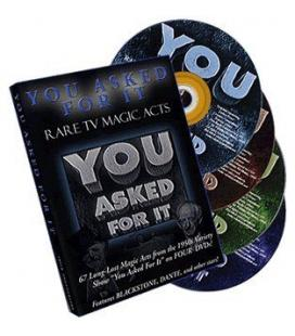 DVD *You Asked For It/4 DVD
