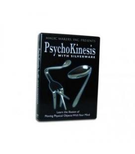DVD* Psychokinesis Wit Silverware
