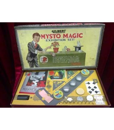 CAJA DE MAGIA MYSTO MAGIC/MAGICANTIC/C6
