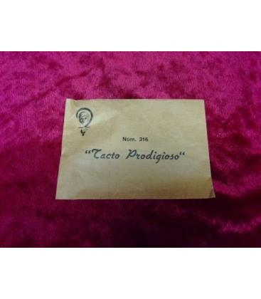 TACTO PRODIGIOSO/MAGICANTIC/C11