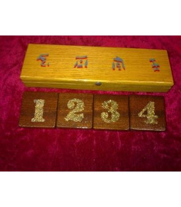 CAJA CHINA PREDICCION NUMEROS/MAGICANTIC