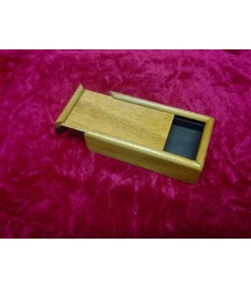 CAJA RATTEL BOX MADERA BARNIZADA/MAGICANTIC