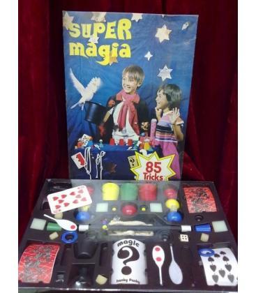 CAJA DE MAGIA SUPER MAGIA/HANKY PANKY/MAGICANTIC/C26