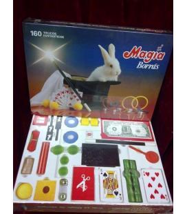 CAJA DE MAGIA BORRAS, 160 TRUCOS/MAGICANTIC/C26