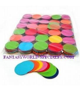Confeti Topos Gigantes Multicolor Papel Ignifugo:
