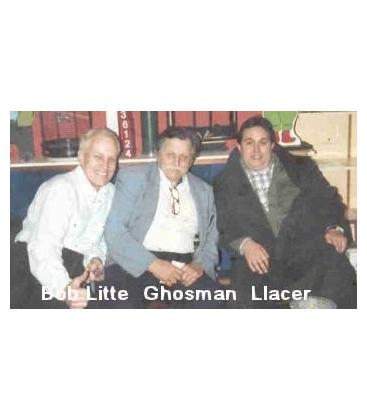BOB LITTE-GHOSMAN-LLACER