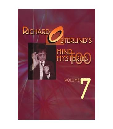 DVD * MIND MYSTERIES V 7/RICHARD OSTERLIND´S