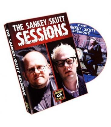 DVD THE SANKEY/SKUTT SESSIONS