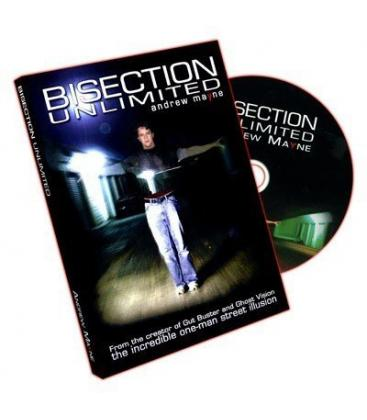 DVD *BISECTION UNLIMITED/ANDREW MAYNE