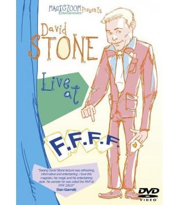 DVD *DAVIS STONE LIVE AT FFFF