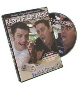 DVD *RAZOR BLADE MAGIC