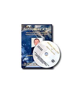 DVD *PERFORM LIKE A PRO/QUENTIN REYNOLDS