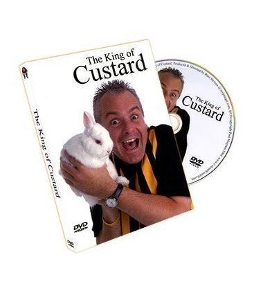 DVD * THE KING OF CUSTARD