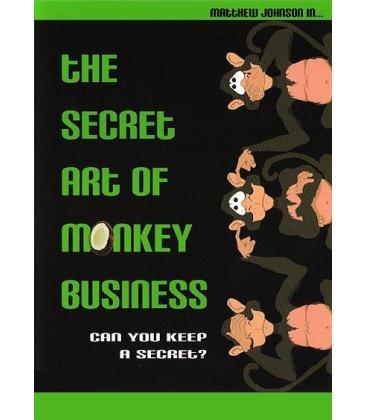 DVD *THE SECRET ART OF MONKEY BUSINESS