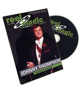 DVD *REEL MAGIC MAGAZINE /JHONNY THOMPSON