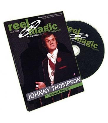 DVD *REEL MAGIC MAGAZINE /JHONNY THOMPSON