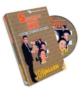 DVD *SPECTATORS DON´T EXIST JON ALLEN