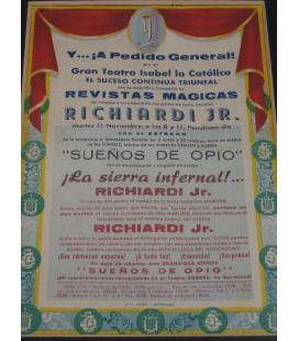 RICHARDI JUNIOR PROGRAMA/MAGICANTIC
