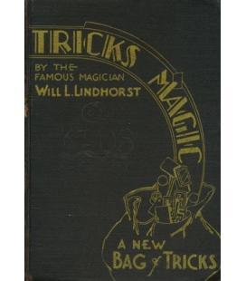 TRICKS MAGIC BY WILL L.LINDHORST/MAGICANTIC/5249