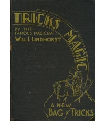 TRICKS MAGIC BY WILL L.LINDHORST/MAGICANTIC/5249