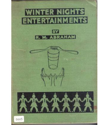 WINTER NIGHTS ENTERTAINMENTS/R.M. ABRAHAM/MAGICANTIC/5252