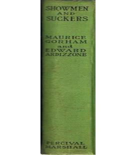 SHOWMEN & SUCKERS BY MAURICE GORHAM/MAGICANTIC /5255