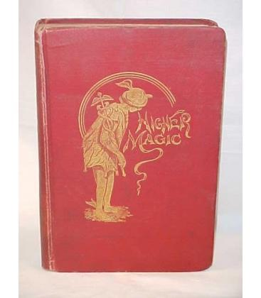 HIGHER MAGIC MAGIC FOR THE ARTIST BY OSCAR S.TEALE/MAGICANTIC/5262