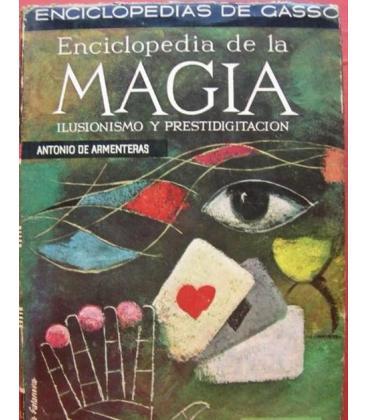 ENCICLOPEDIA DE LA MAGIA ANTONIO DE ARMENTERAS, MAGICANTIC/C2 BIS
