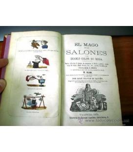 EL MAGO DE LOS SALONES,1**MAGICANTIC**/11 C