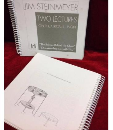 JIM STEINMEYER*TWO LECTURES ON THEATRICAL ILLUSION/