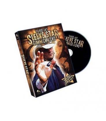 DVD* SLEEVE STAR + GIMICK /DAVID JAE